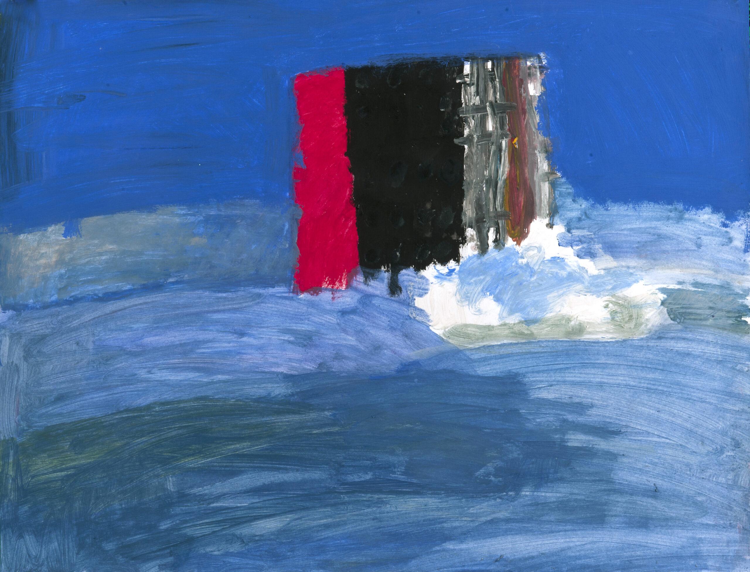 François Peeters, Série Titanic 3, 2010